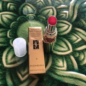 Ysl beauty volunteers tint-in-balm